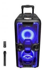 iDance Megabox 2000 Portable Bluetooth Speaker Black