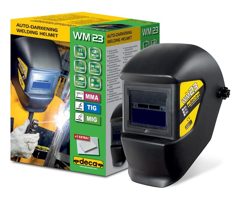 Apsauginis skydas Deca WM 23, automatinis