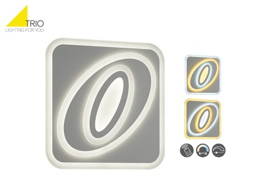 Trio Suzuka 675010101 40W LED White