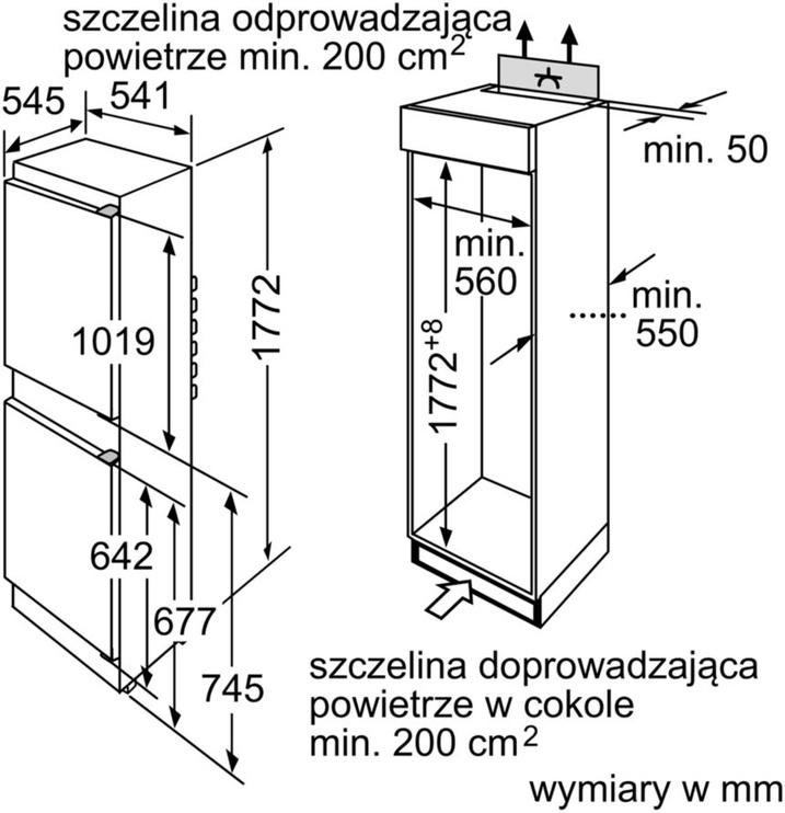 Bosch KIV34X20
