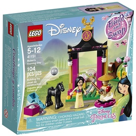 LEGO Disney Princess Mulan's Training Day 41151