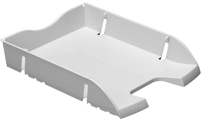 Herlitz Recycle Letter Tray 11247103 Gray