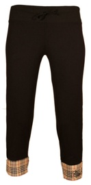 Бриджи Bars Womens Sport Breeches Black/Beige 98 XL