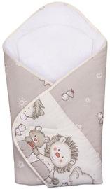 Vaikiškas miegmaišis Ceba Baby Wrap Blanket Ducklings Brown