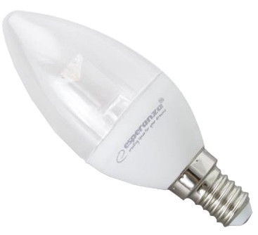 Esperanza LED ELL121 E14 5W 430lm