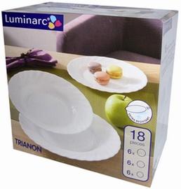 Trauku komplekts Luminarc Trianon Dinner Set