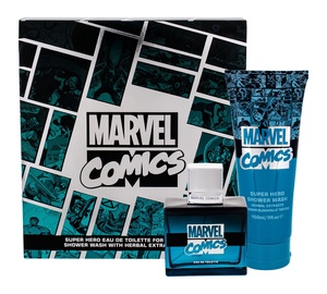 Marvel Comics Hero 75ml EDT + Super Hero Shower Gel 150ml