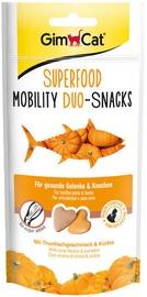 Gimborn GimCat Superfood Mobility Duo-Snacks 40g