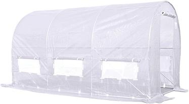 Focus Garden 2x3x2m 6m2 Foil Tunnel White