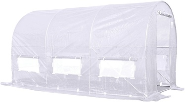 Focus Garden 2x3x2m 6m2 Foil Tunnel White