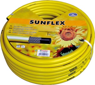 Bradas Sunflex Garden Hose Yellow 1/2'' 50m
