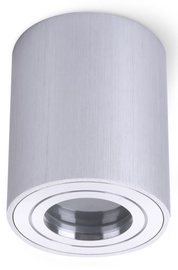 Kobi Aquarius Round Ceiling Lamp GU10 Chrome