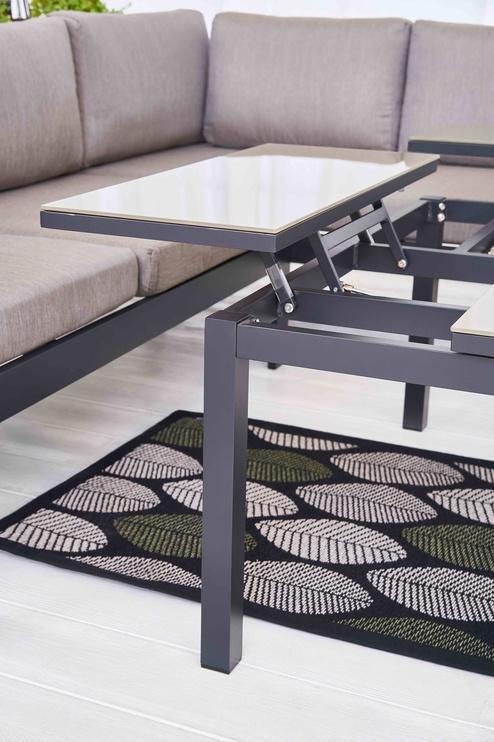 Sodo baldų komplektas Masterjero Tulle Grey