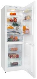 Холодильник Snaigė RF56NG-P500NF0D91Z1C5SN1X, морозильник снизу