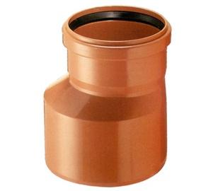 Āra kanalizācijas cauruļu pāreja Wavin D110/160mm, PVC