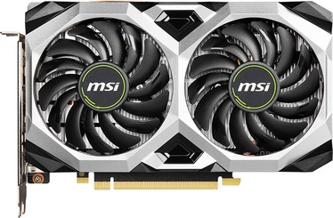 Vaizdo plokštė MSI Nvidia GeForce GTX 1660 Super GTX1660SUPERVENTUSXSOC 6 GB GDDR6