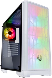 BitFenix Nova Mesh TG A-RGB Mid-Tower White