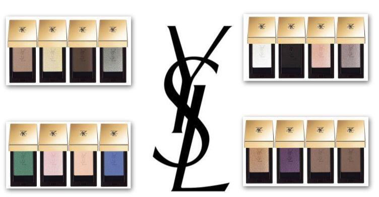 Yves Saint Laurent Couture Mono Eyeshadow 2.8g 04