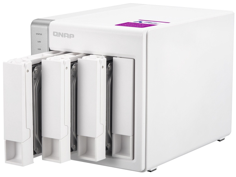 QNAP Systems TS-431P 4-Bay Turbo NAS