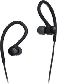 Audio-Technica ATH-SPORT10 In-Ear Earphones Black