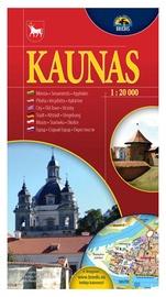 Žemėlapis Kaunas