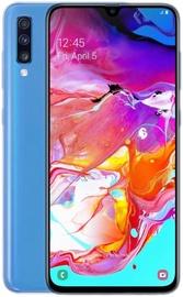 Mobilus telefonas Samsung Galaxy A70 SM-A705F Dual 6/128GB Blue