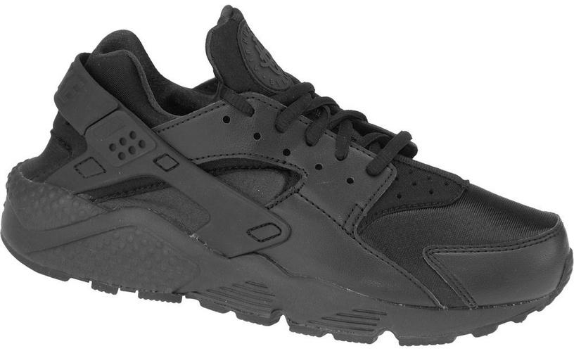 Nike Running Shoes Air Huarache Run 634835-012 Black 36.5