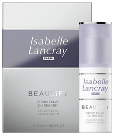 Paakių kremas Isabelle Lancray Beaulift Radiant Eyes Creamy Serum, 20 ml