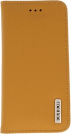 Dux Ducis Wish Magnet Leather Case For Samsung G975 Galaxy S10 Plus Brown