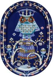 Iittala Taika Serving Plate 41cm Blue