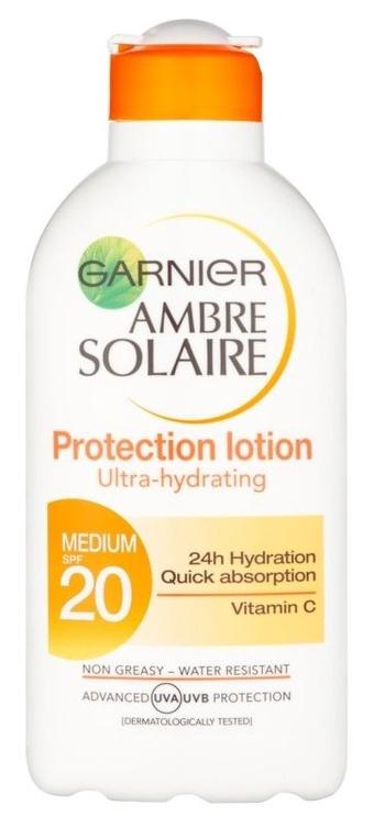 Garnier Ambre Solaire Protection Lotion SPF20 200ml