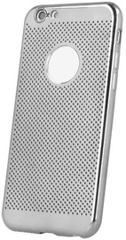 Mocco Luxury Back Case For Samsung Galaxy S7 Silver