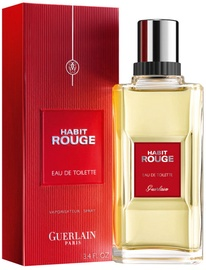 Tualetes ūdens Guerlain Habit Rouge 50ml EDT