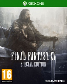 Игра Xbox One Square Enix Final Fantasy XV Day One Edition Stellbook Special Edition