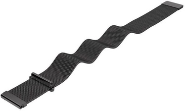 Tellur Milanese Loop Watch Strap For Apple Watch 44mm Black