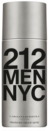 Carolina Herrera 212 150ml Deodorant