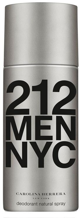 Carolina Herrera 212 150ml Deodorant