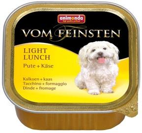 Animonda Vom Feinsten Light Lunch Turkey & Cheese 150g