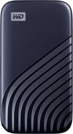 Western Digital My Passport SSD 500 GB Blue