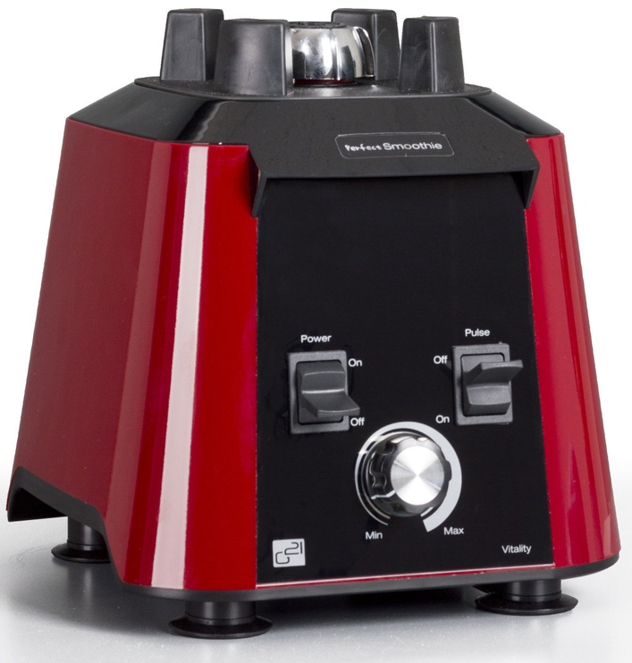 G21 Perfect Smoothie Vitality 1680W Red