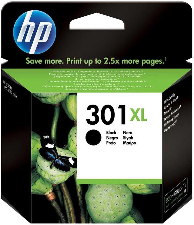 HP NO 301XL Black