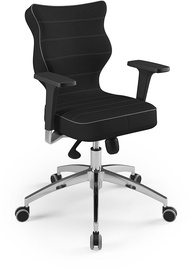 Entelo Perto Poler Office Chair FC01 Black