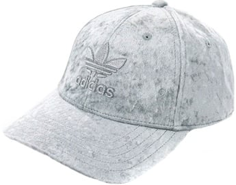Adidas Kids Trefoil Baseball Cap GD4503 Grey
