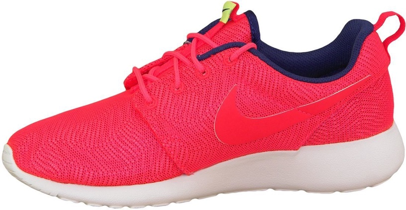 Nike Running Shoes Roshe One Moire 819961-661 Red 38.5