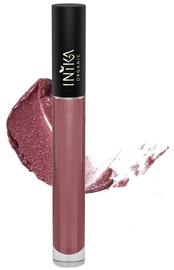 Lūpu spīdums Inika Certified Organic Lip Glaze Rosewood, 5 ml