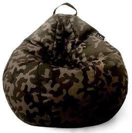 Sėdmaišis Qubo Comfort 80 Fit Camouflage Pop