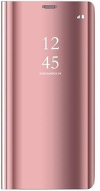 Hurtel Clear View Case For LG K61 Pink