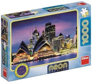 Puzle Dino Neon Sydney Opera, 1000 gab.