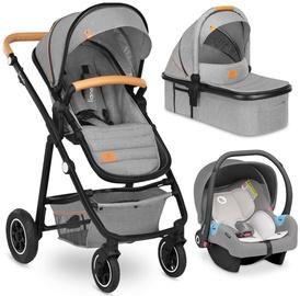 Lionelo Amber 3in1 Stroller Grey Stone
