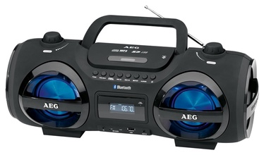 AEG SR 4359 Soundbox Black